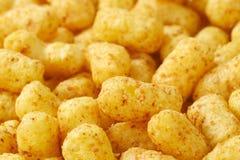 Peanut crisps Stock Images