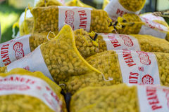 Peanut Festival Concessions Royalty Free Stock Photography