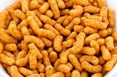 Peanut flips, Royalty Free Stock Image