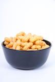 Peanut flips Stock Photo