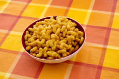 Peanut flips Royalty Free Stock Image