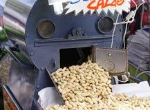 Peanut at market Royalty Free Stock Image