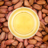 Peanut Oil Royalty Free Stock Photography