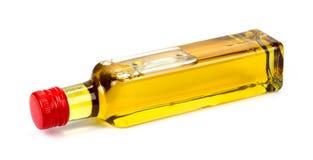 Peanut oil on a white background!!!. Peanut oil on a white background Stock Image
