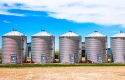 Peanut Processing Plant Royalty Free Stock Photo