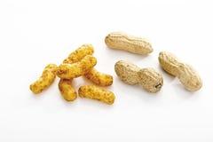 Peanut Puffs Royalty Free Stock Photos