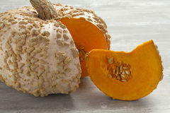 Peanut Pumpkin Royalty Free Stock Photo