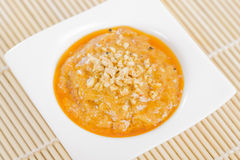 Peanut Sauce Stock Images