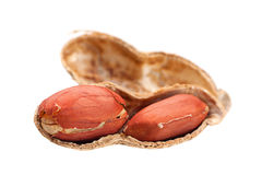 Peanut with shell Stock Photos
