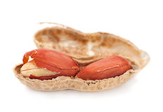 Peanut with shell Royalty Free Stock Images
