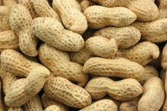 Peanut shells Royalty Free Stock Photography