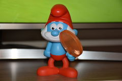 The Smurfs Papa Stock Photos