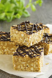 Peanut squares Royalty Free Stock Photography