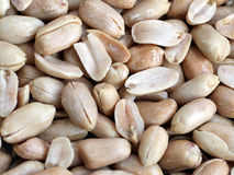 Peanut texture Royalty Free Stock Image