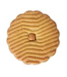 Peanutbutter Cookie 3 (Path Included). Peanutbutter sandwich cookie, natural light. Path included stock image