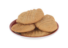 Peanutbutter Cookies Stock Photos