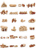 Peanuts. Royalty Free Stock Images
