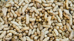 Peanuts. Close-up of some peanuts background royalty free stock images