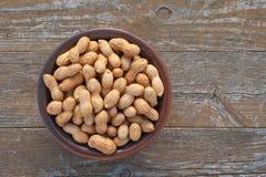 Peanuts Stock Photography