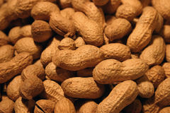 Peanuts background 1 Royalty Free Stock Photography