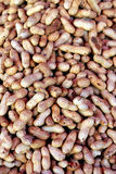 Peanuts background. Abstract background of colourful peanuts Royalty Free Stock Photos