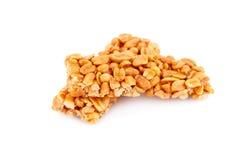 Peanuts bars Royalty Free Stock Photography