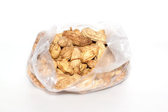 Peanuts boiled Royalty Free Stock Photography