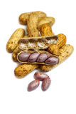 Peanuts. Royalty Free Stock Photo
