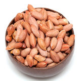 Peanuts in a bowl Stock Photo