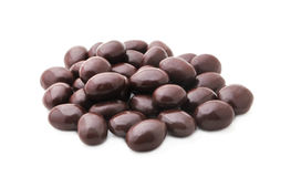 Peanuts in chocolate Royalty Free Stock Image