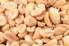 Peanuts Close-up Royalty Free Stock Photo
