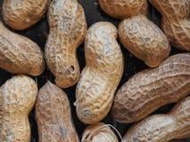 Peanuts closeup background Stock Photo