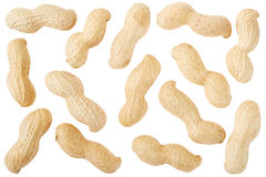 Peanuts collection Royalty Free Stock Photography