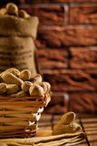 Peanuts Composition Royalty Free Stock Photos