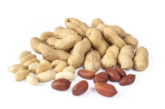 Peanuts Royalty Free Stock Photo