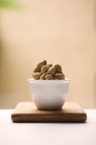 Peanuts in natural light Stock Photo