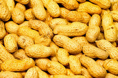 Peanuts pattern Royalty Free Stock Photography