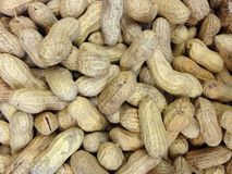 Peanuts for Sale. Royalty Free Stock Photo