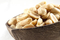 Peanuts in the shell Stock Photography