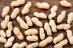 Peanuts in shell Royalty Free Stock Image