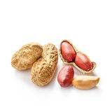 Peanuts in shell Royalty Free Stock Photos