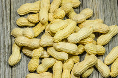 Peanuts in shell  Stock Images