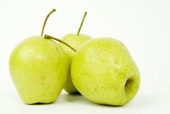 Pear. A kind of pear grown in Hebei Province,china Royalty Free Stock Photography