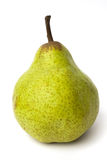Pear. Isolated on white background Royalty Free Stock Photos