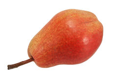 Pear. Pear isolated on white background royalty free stock image