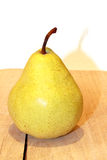 The pear Royalty Free Stock Photography