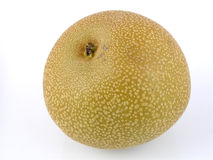 Pear. Asian pear Stock Images