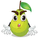 A pear Royalty Free Stock Photos