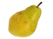 Pear. On white. See my other images of fruits Stock Images