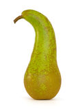 Pear. Isolated on white background Royalty Free Stock Images